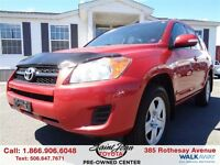 2010 Toyota RAV4 Base $168.55 BI WEEKLY!!!
