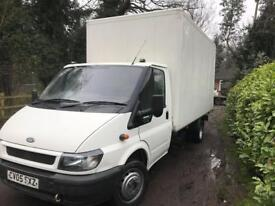 Ford transit T350 115bhp 14ft litewhigh alloy box van