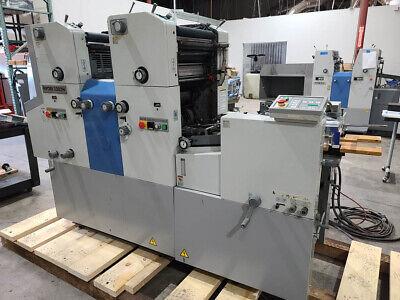 Ryobi 3302h 2-color Press Good Condition Ab Dick 9995