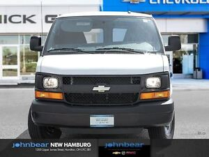 2015 Chevrolet Express 2500 1WT Kitchener / Waterloo Kitchener Area image 2