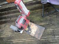 Bench grinder