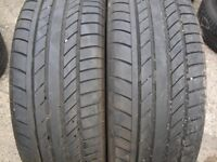 Michelin Part Worn Tyres 205/55/16/15/14/195/215/225/235/245/255/35/40/45/50/60/65/17/18/19/20 Used