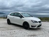 2017 Seat Ibiza FR 1.2 with low mileage
