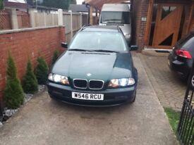 BMW E46 320d LHD