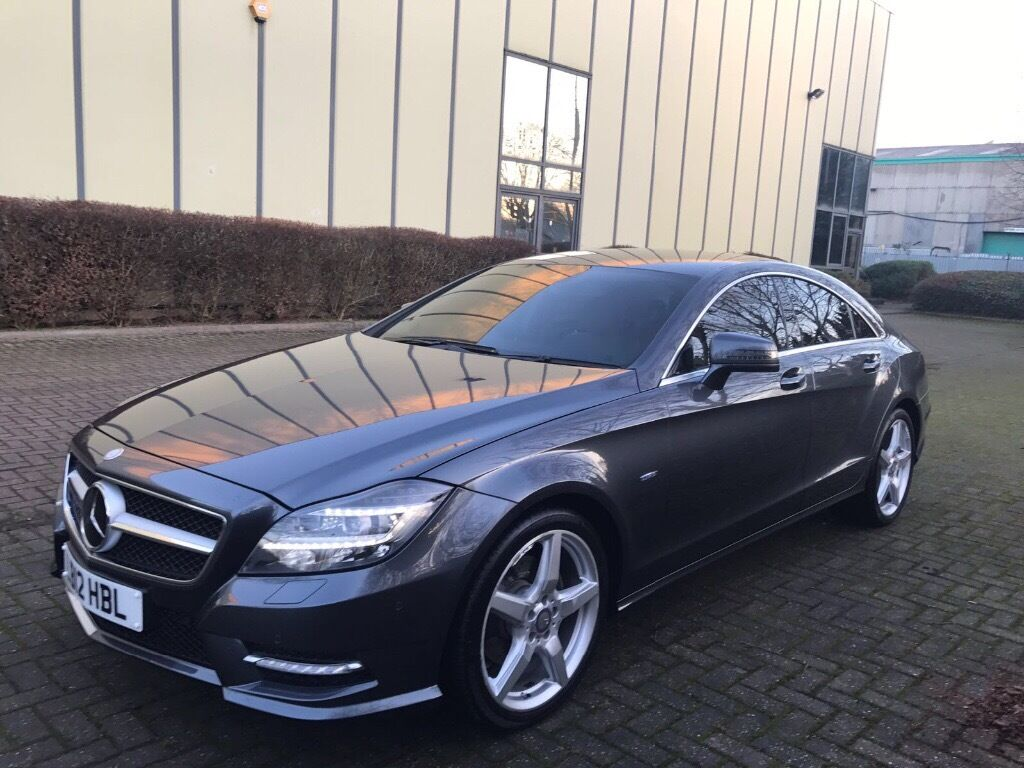 mercedes benz cls 350 amg sport 2012 cat d in erdington west midlands gumtree. Black Bedroom Furniture Sets. Home Design Ideas