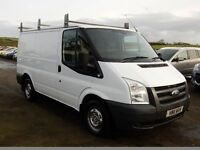 2011 Ford transit swb, psvd nov 2017, 1 owner from new all cards welcome