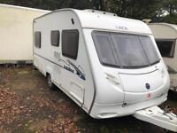 2008 Ace jubilee envoy fixed bed