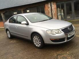 "Volkswagen Passat TDI turbo diesel 55"" plate new mot low mileage px available"