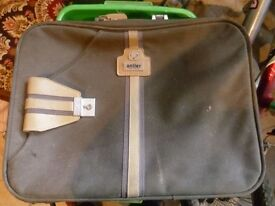 Antler Small Brown Suitcase