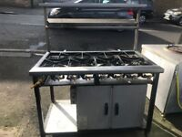 CATERING COMMERCIAL GAS INDIAN COOKER OVEN FAST FOOD RESTAURANT CAFE RESTAURANT KITCHEN TAKE AWAY