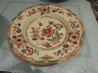 Dish called Mikado by Mason's. Patent Ironstone China.