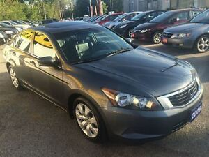 2008 Honda Accord EX-L / AUTOAIR / LEATHER / ROOF / LOADED / ALL