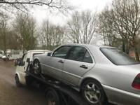 Scrap cars collected near you