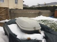 Roofbox for sale
