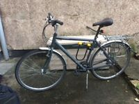 Great condition Men's 18 gear bike! *inc all LIGHTS and quality BIKELOCK*