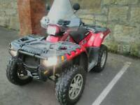 Polaris Sportsman 550 Off-Road / Farm Quad 4x4 Quadbike