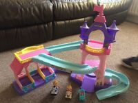 Little People Fisher Price Klip Klop Castle - Excellent Condition