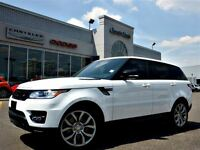 2014 Land Rover Range Rover Sport AUTOBIOGRAPHY! DYNAMIC PKG! LO