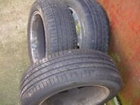 Ford Mondeo tyres