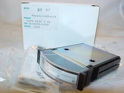 Lfe Api Model 1025 Series 1000 2 12 Edgewise Panel Meter Gauge