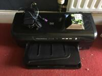 HP Officejet 7000 Wide format A3 printer and HP 920XL inks (paper feed needs fixing)