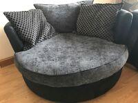 DFS 'Love Bug' Reclining Armchair