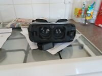 samsung vr headset used once like brand new!!