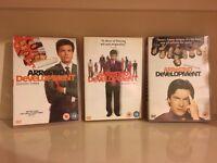 Arrested Development - series 1-3