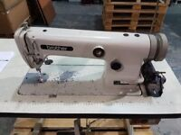 Industrial Bother lock stitch sewing machine