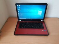 HP Laptop AMD Dual Core Microsoft Windows 10 Office 4GB RAM Wifi 500GB HDD