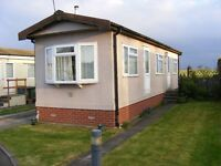 Residential 1 bedroom mobile park home, near Norwich