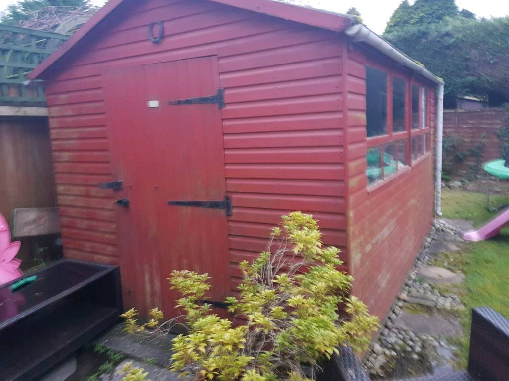 Shed for Sale 16ft x 8ft