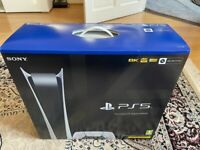 PS5 Digital - LIKE BRAND NEW!