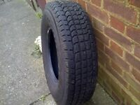 4x4 General Grabber TR tyre 235/85/16 fit Land Rover Defender,Discovery.