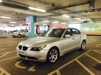 BMW 520d se 2007 diesel Beautiful car.
