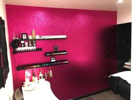 Salon Beauty Room & Hair Chair For Rent