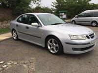 SAAB 93 DIESEL 2005 SAT NAV LEATHER LONG MOT. DRIVES THE BEST