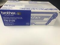 Brother TN-2120 Original High Capacity Black Toner Cartridge