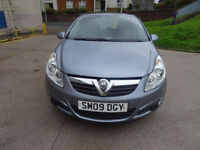 VAUXHALL CORSA 1.0 LIFE 5d 60 BHP SERVICE RECORD+ EXCELLENT CONDITION FULL YEAR MOT ++