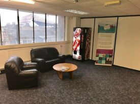 **OFFICE SPACE AVAILABLE - FREE PARKING ALL BILLS INCLUDED **