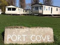 Minehead, Caravan to Hire on Butlins Resort