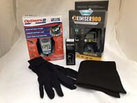 MOTORCYCLE SCOOTER BATTERY CHARGER OPTIMATE (2) OR OXIMISER 900 FROM £39.99 AND GET A FREE GIFT ,