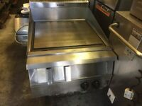 GAS FALCON FLAT GRILL CATERING COMMERCIAL TAKE AWAY SHOP CAFE KEBAB BBQ