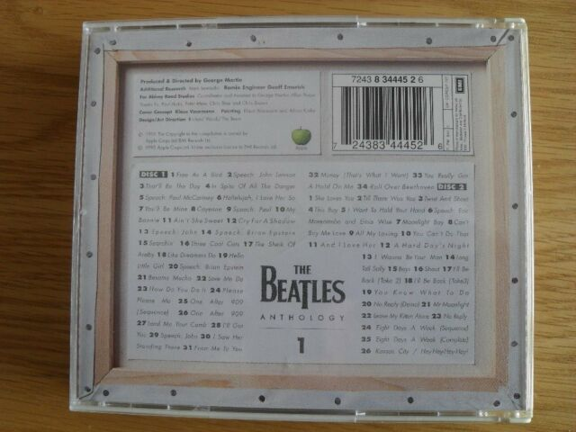 THE BEATLES ANTHOLOGY 1,2 & 3 CDs IN VERY GOOD CONDITION | in Dartford,  Kent | Gumtree