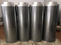 "4 x 10"" Rhino Pro Carbon Filters"