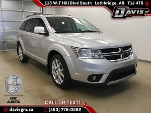 Used 2013 Dodge Journey AWD R/T-Navigation,Push Button Start