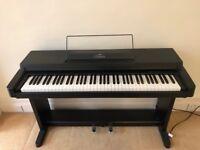 YAMAHA CLAVINOVA CLP-250 PIANO - not working