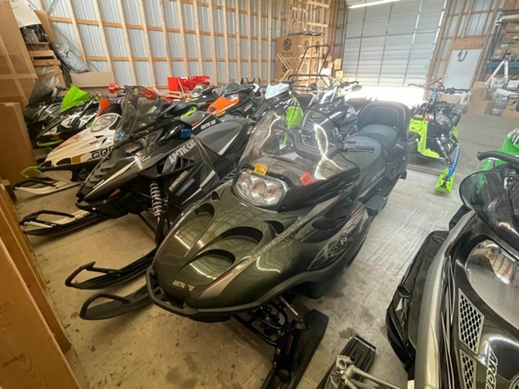 Owner 2001 Arctic Cat Panther 550