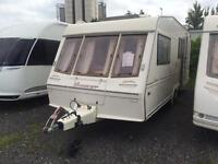 4 BERTH BESSACAR TWIN WHEEL FULL AWNING MORE IN STOCK AND WE CAN DELIVER PLZ VIEW