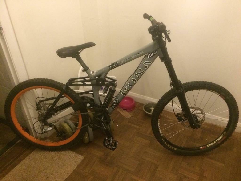 4495ab4b36f Kona stab deluxe downhill mountain bike   in Havant, Hampshire ...